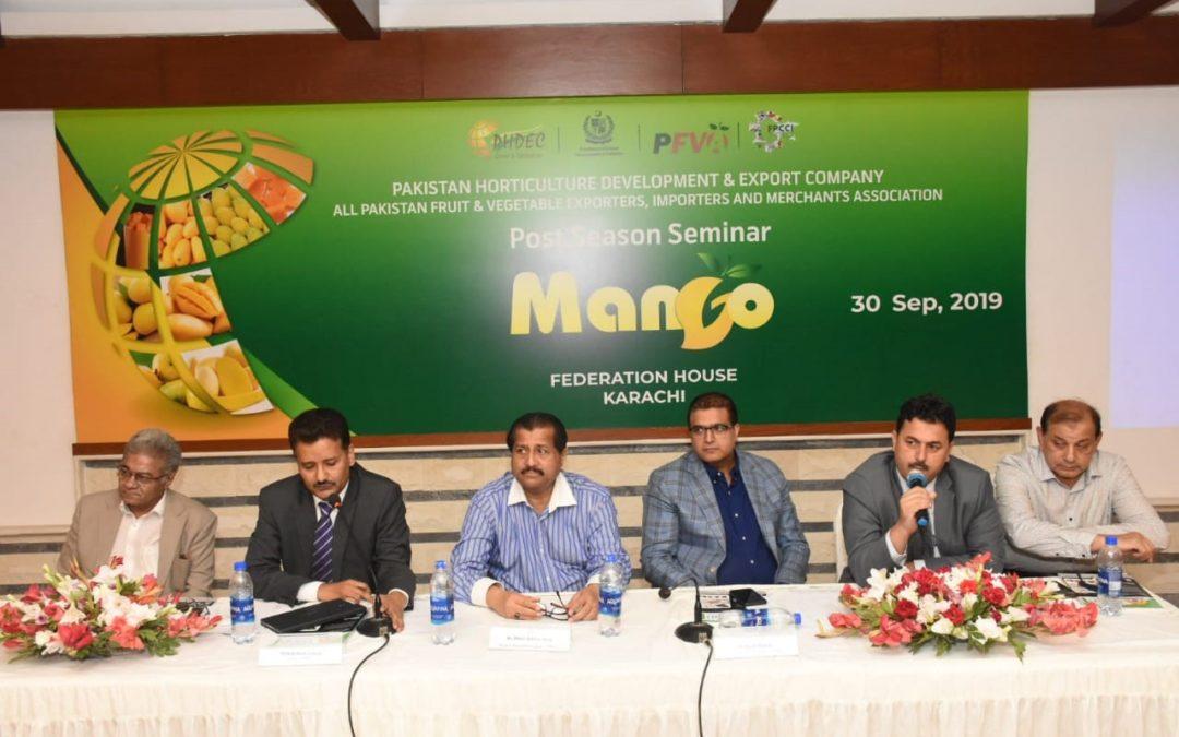 Post Season Mango Seminar